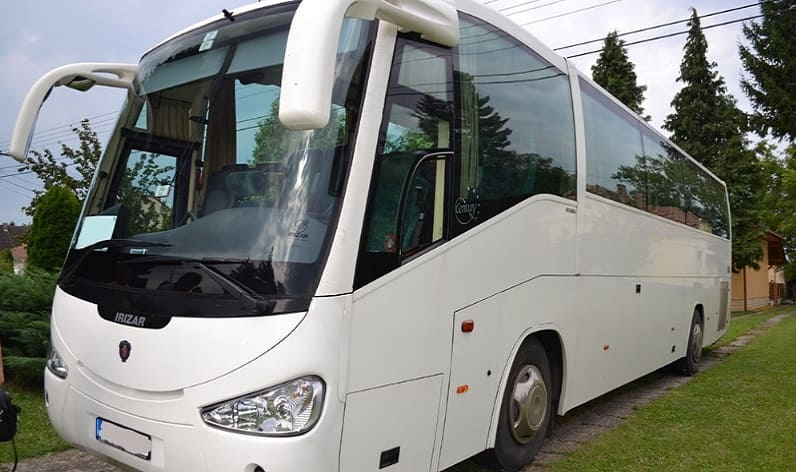 Europe: Buses rental in Austria in Austria and Austria