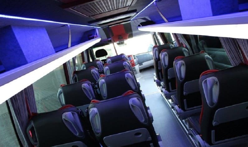 Germany: Coach rent in Bavaria in Bavaria and Ottobrunn